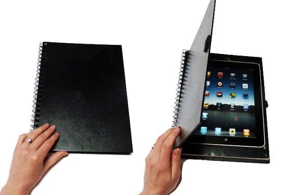 IPad Notebook Safe