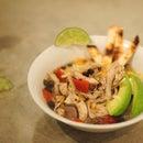 Souper Simple Chicken Tortilla Soup