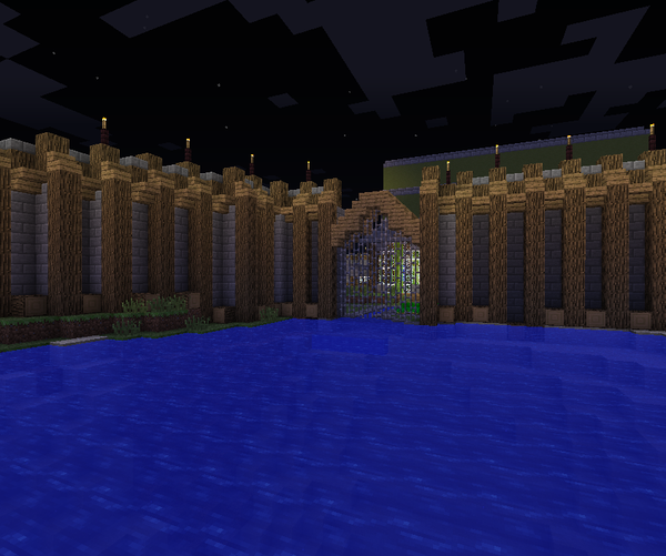 How to Build a Fortificated City in Minecraft