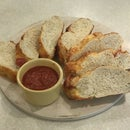 Braided Pizza Bread