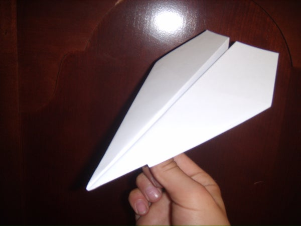 My Paper Airplane