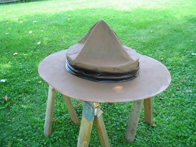 Custom Made Campaign (Smokey) Hat