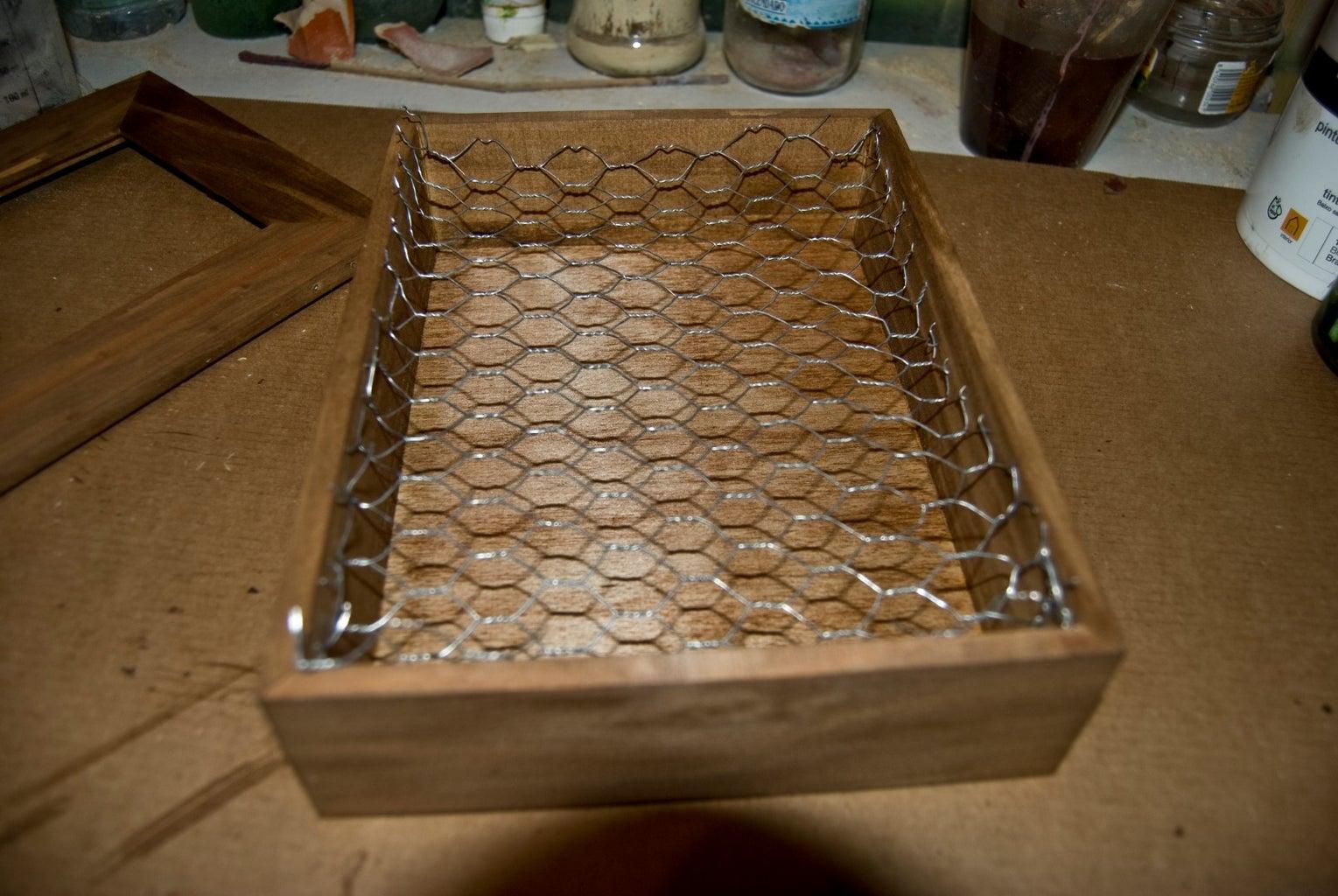 Step 6: Prepare the Grid.