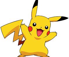 How to draw a pointillism Pikachu