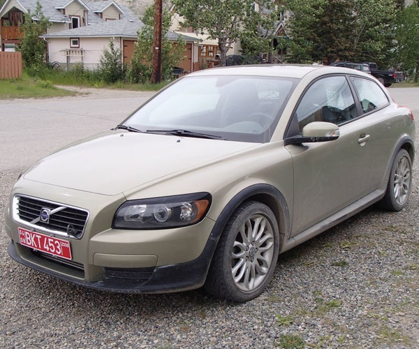 Volvo C30 Cabin Air Filter Replacement