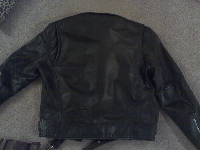 How to make a Punk Rock Jacket.