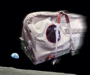 Stowage Bag for Kajsa the Space Dog