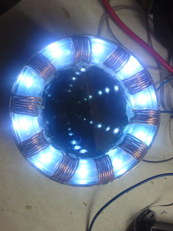 Infinity Mirror Arc Reactor Prop