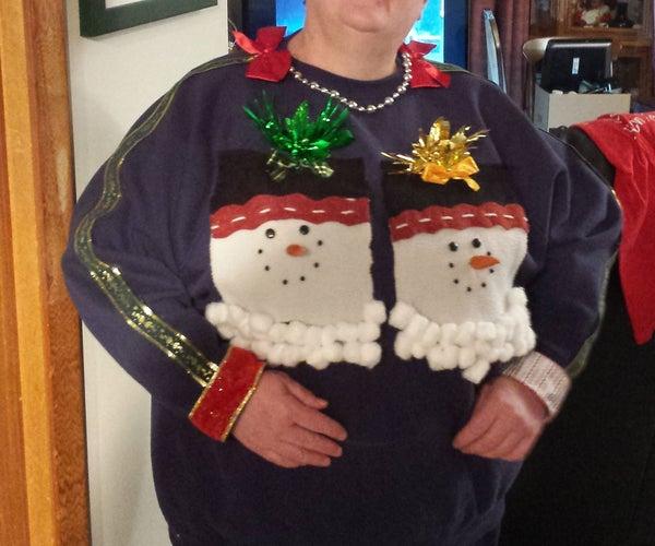 Tacky Christmas Shirts