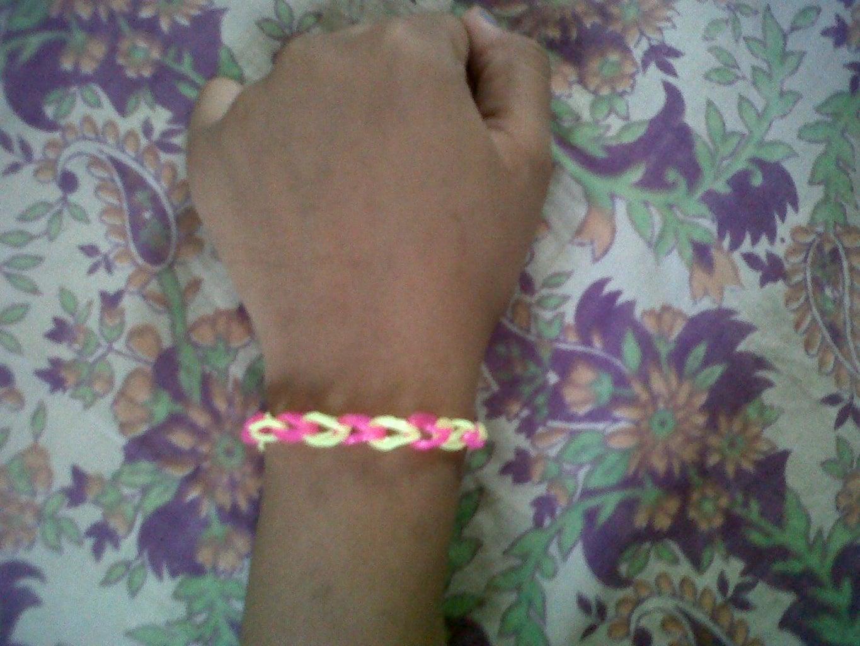 How to Make a Single Loop Bracelet