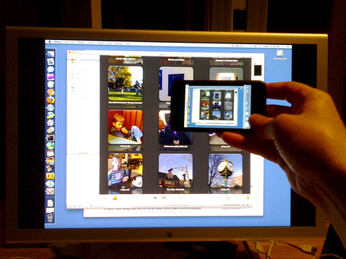 Control your computer with your Ipod touch or Iphone
