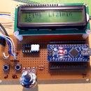 Intervalometer With Potentiometer