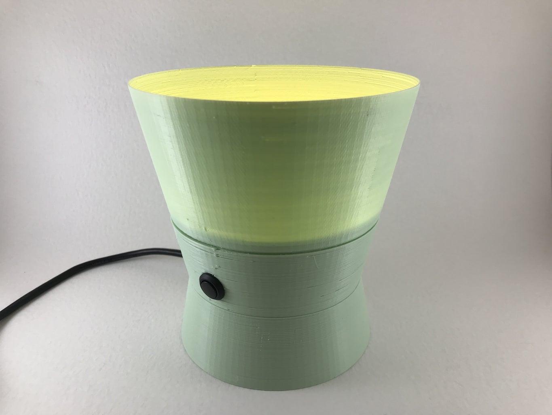 Lámpara Portátil Con Carga Por Inducción (En Proceso)