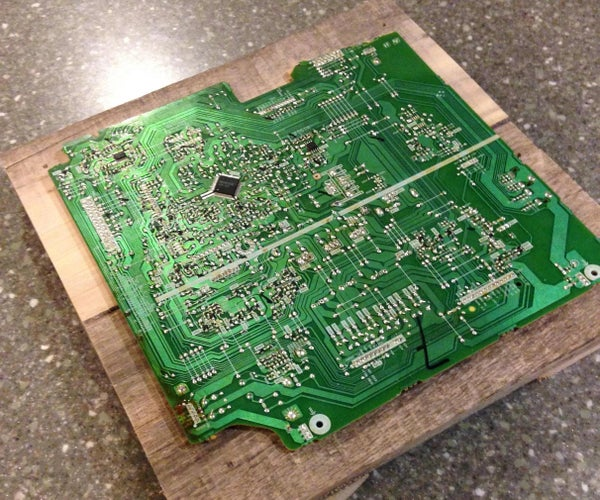 Simple PCB Trivet