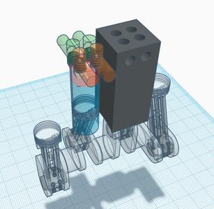 Build Engine Block