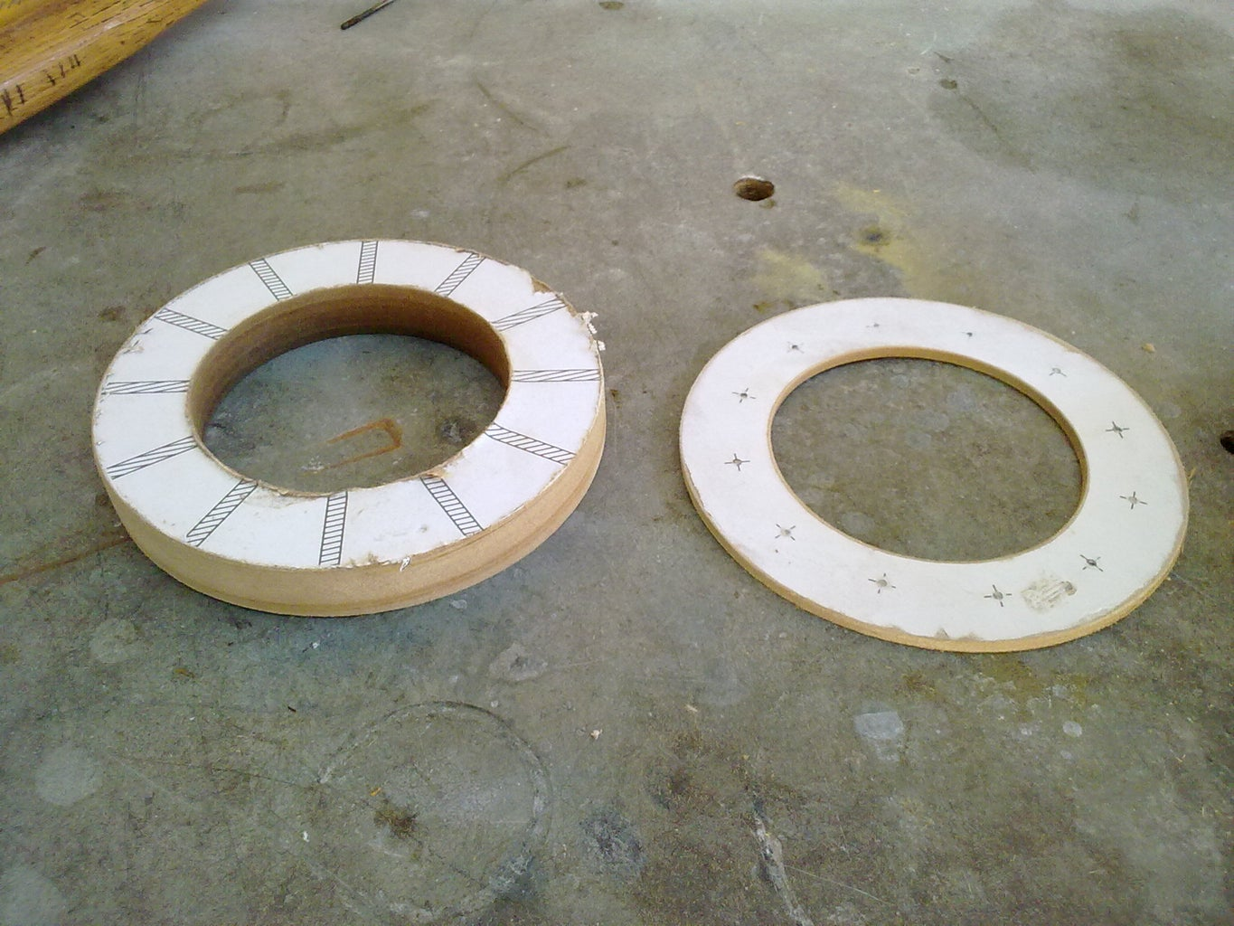 Making the Rings
