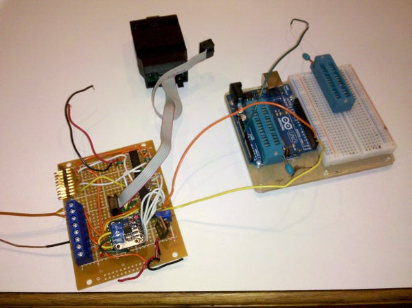 Using Arduino to Communicate With Embedded Project