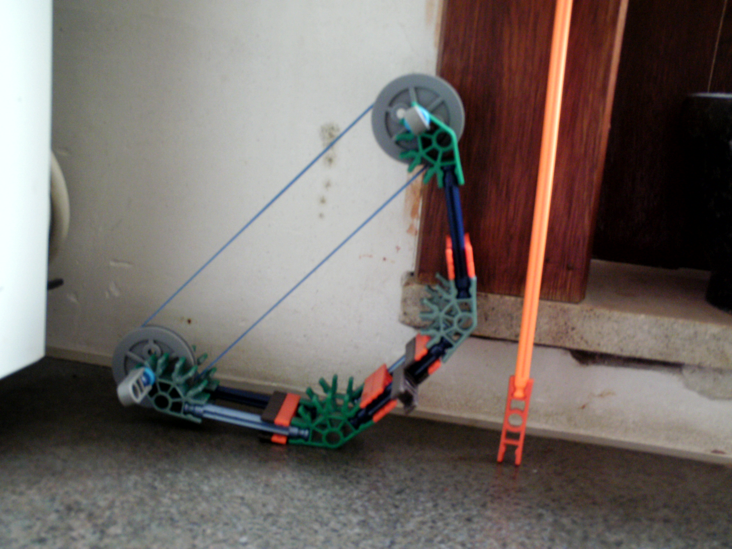 Knex mini-bow