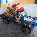 Knex Battle Car: Rocket Truck