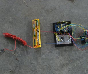 RC Rocket Launch System