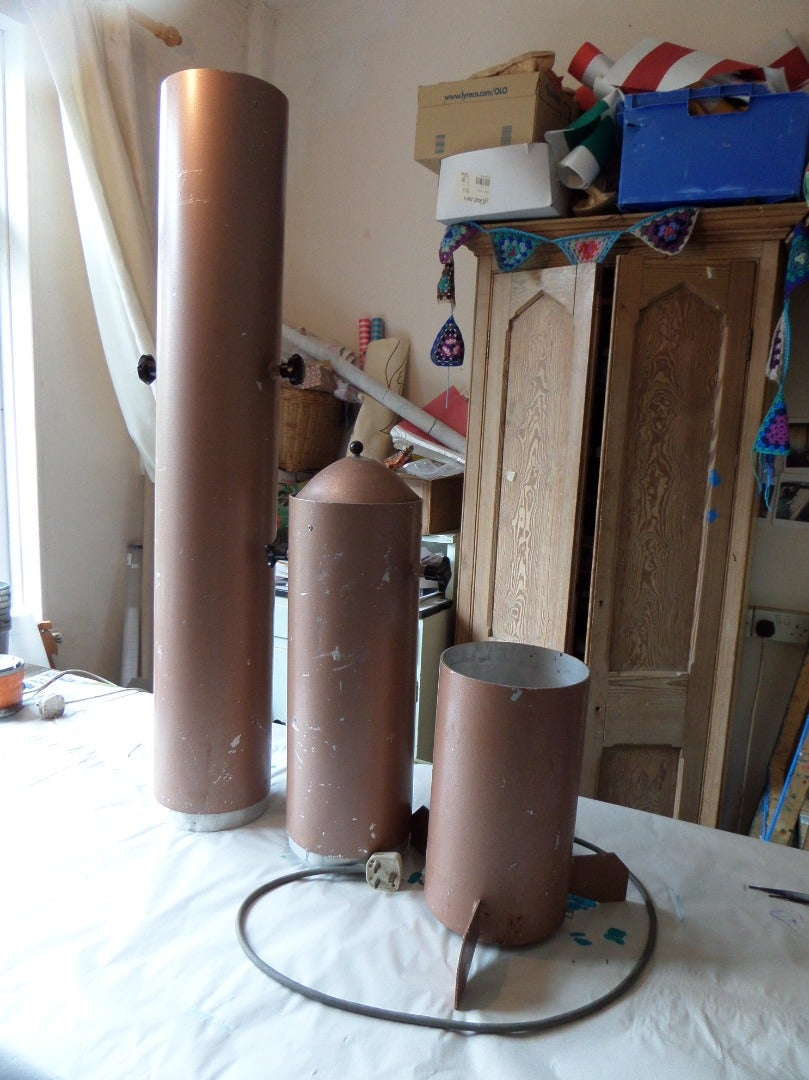 Steaming Silk Using a Vertical Steamer
