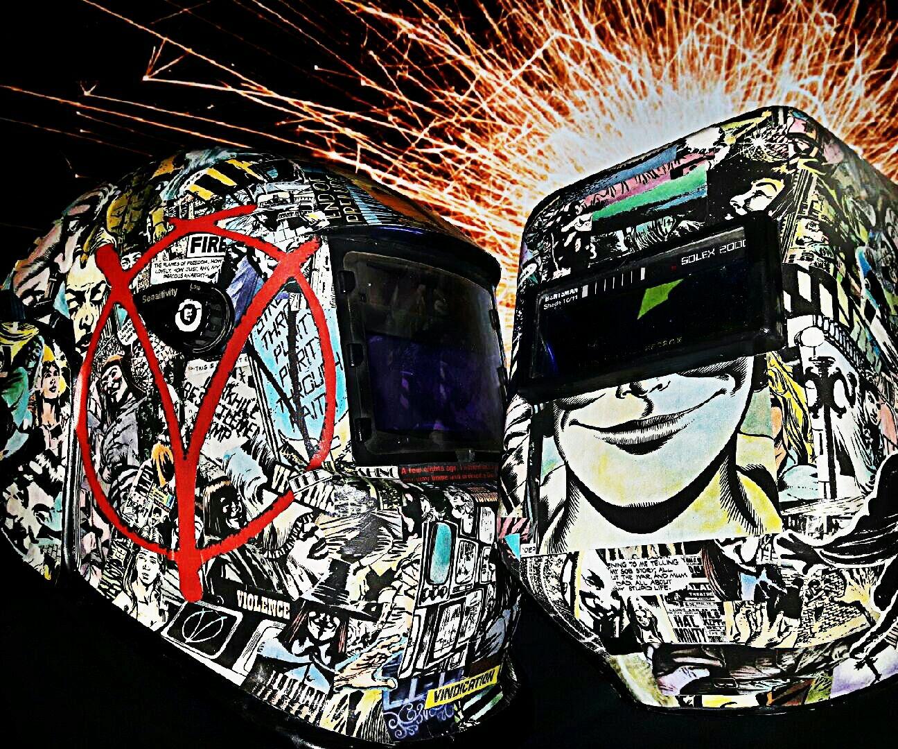 Custom Helmet