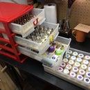 Cake Decorating Organizer Trays.