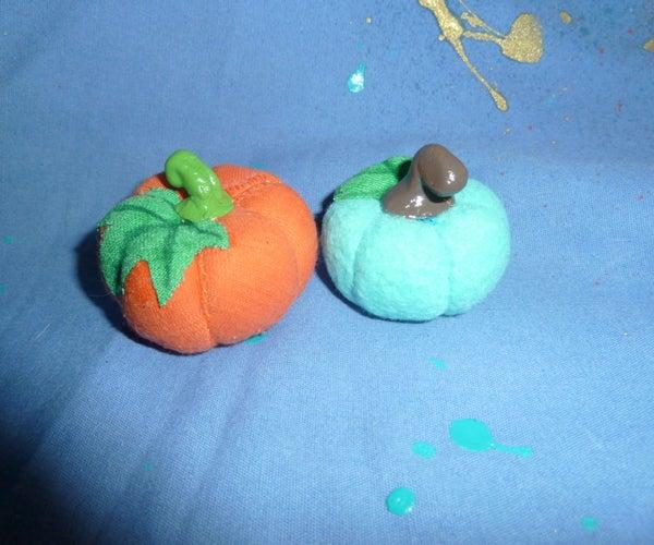 DIY Mini (And Not So Mini) Pumpkins