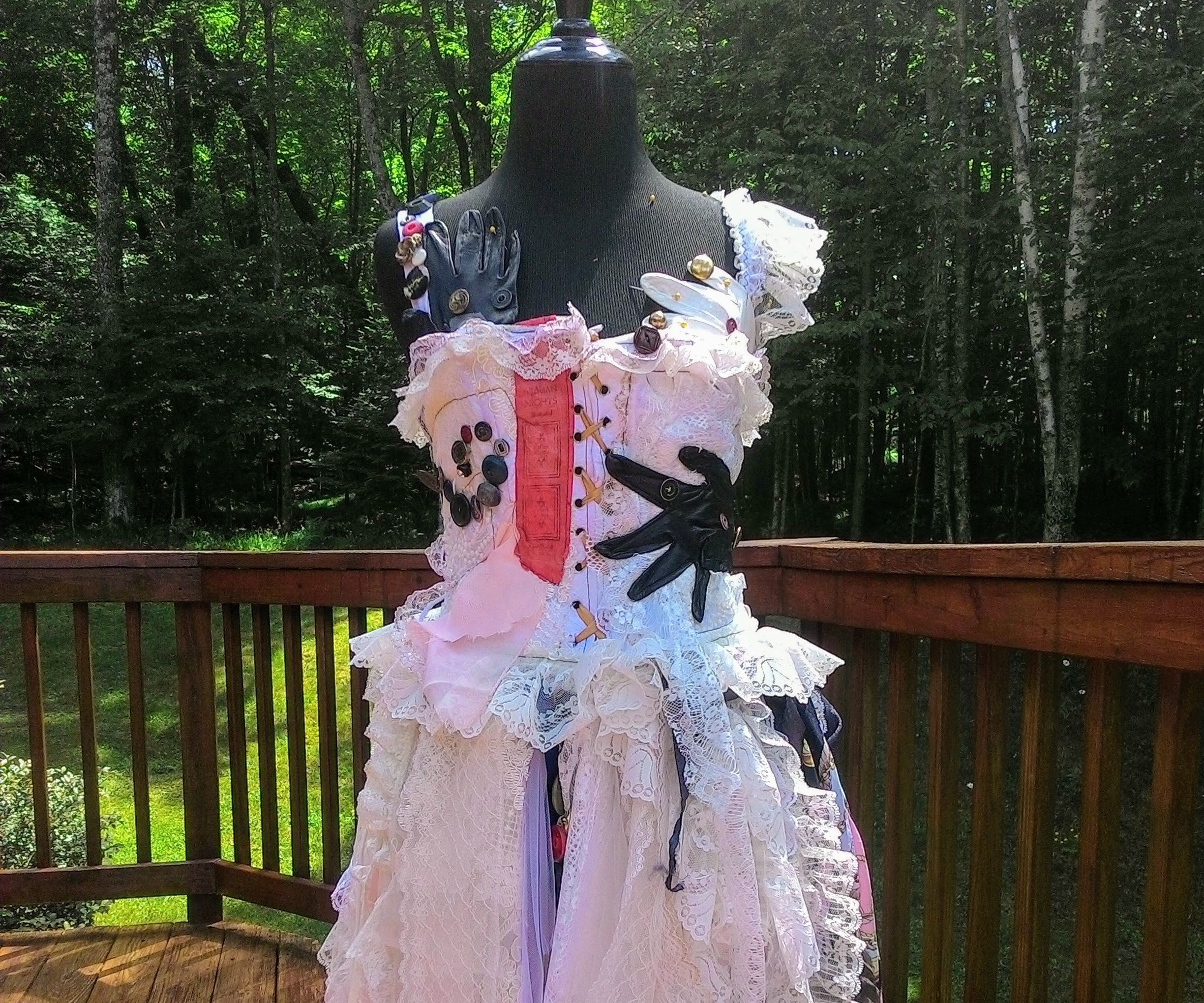 How to Sew a Fairy Dress