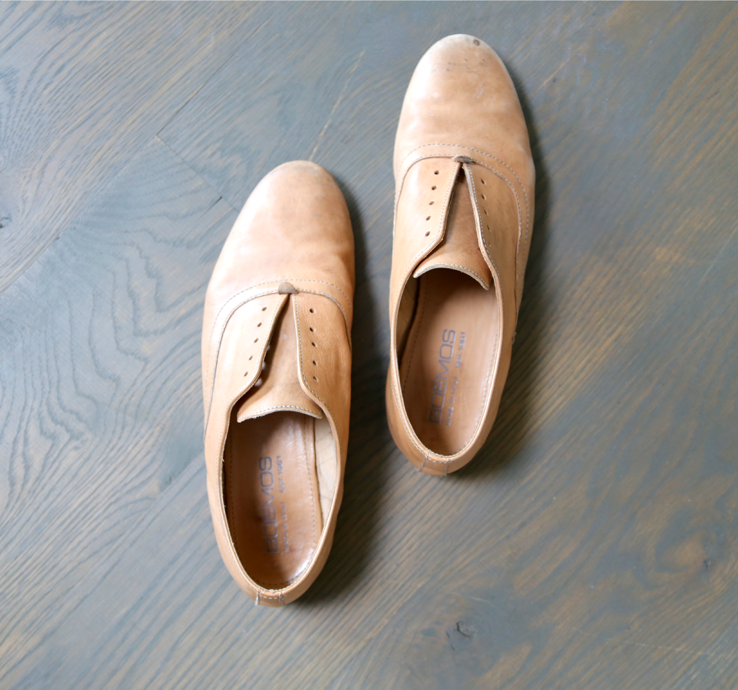 Quick Fix for Slippery Shoes : 3 Steps