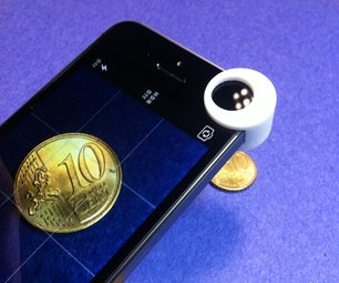 IPhone 5, IPhone 5S Slide-On Macro Lens - Great Close-ups on the Cheap!