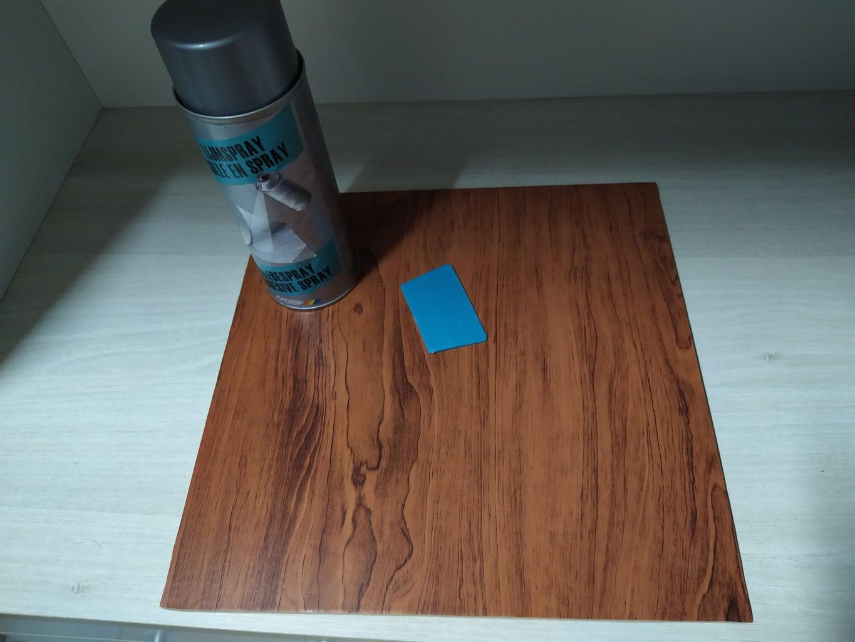 Glue the Board