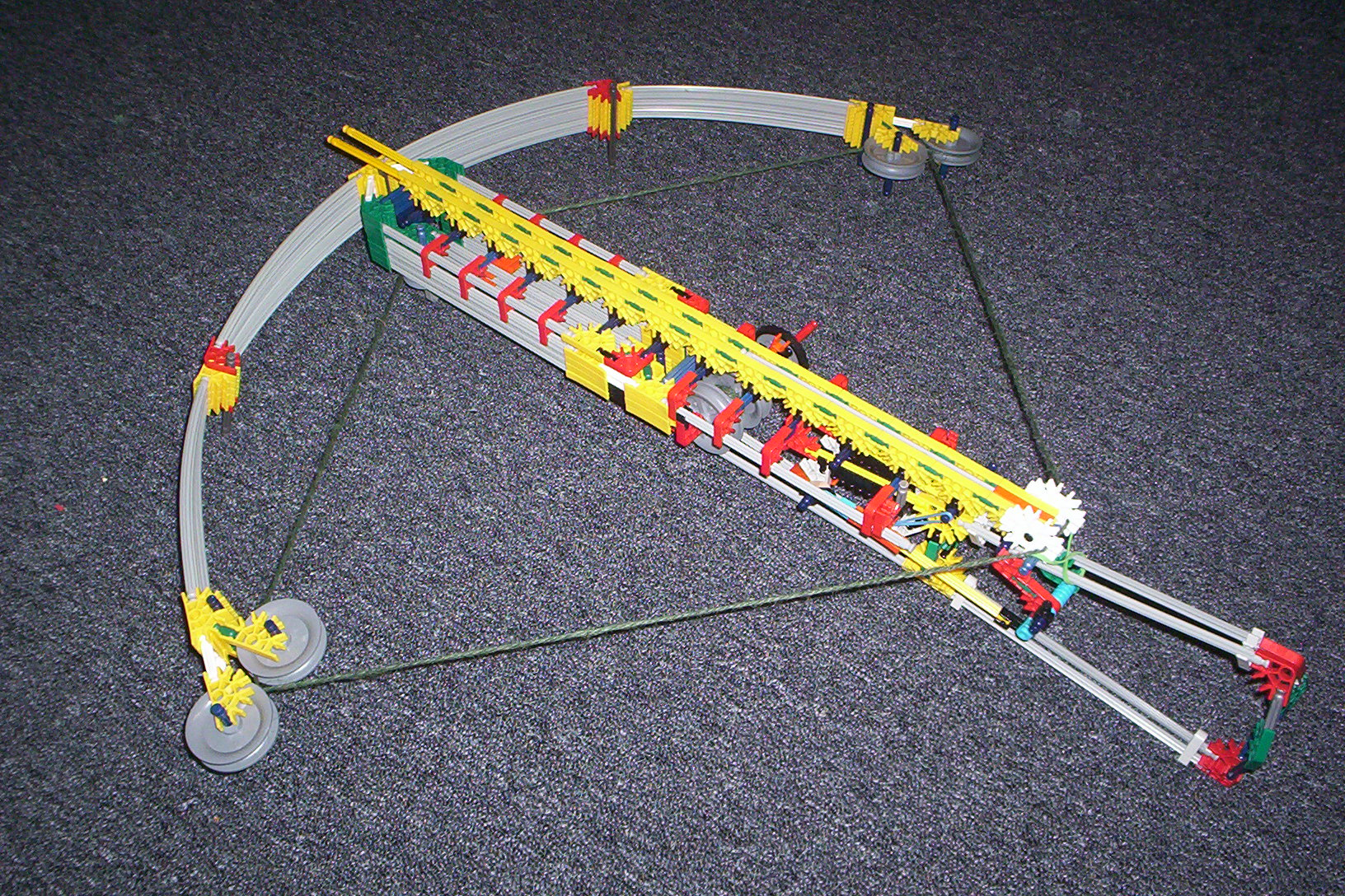 huge knex crossbow