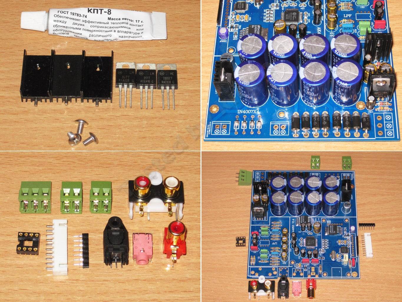 Component Installation Part 4