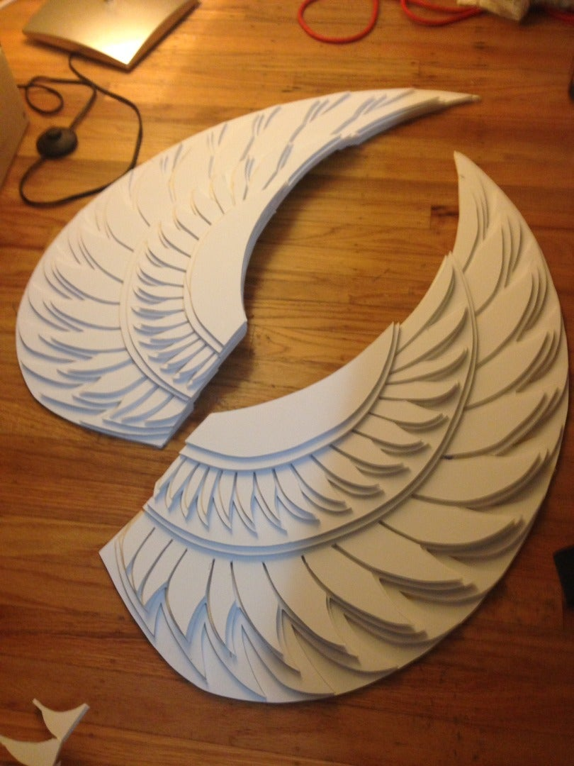 Make the Wings
