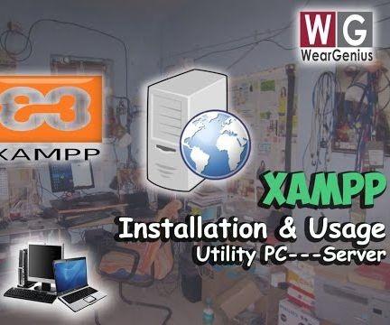 Lighweight Server on Windows using XAMPP