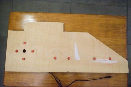 Buttons Board