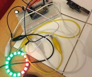 ESP8266 Controlling WS2812 Neopixel LEDs Using Arduino IDE - a Tutorial