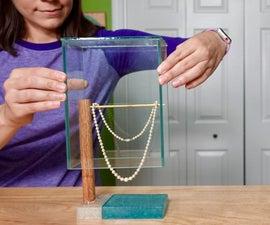 DIY珠宝展示用玻璃盖
