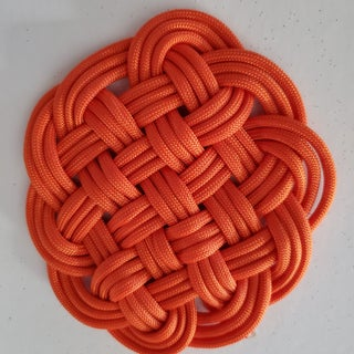 Paracord Drink Coaster