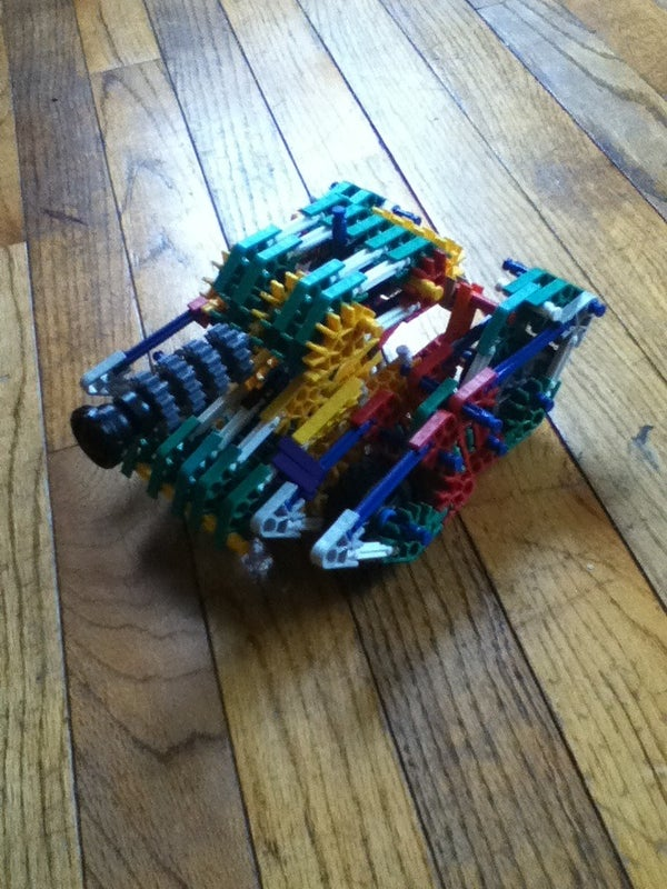 Knex Brawl Transformer