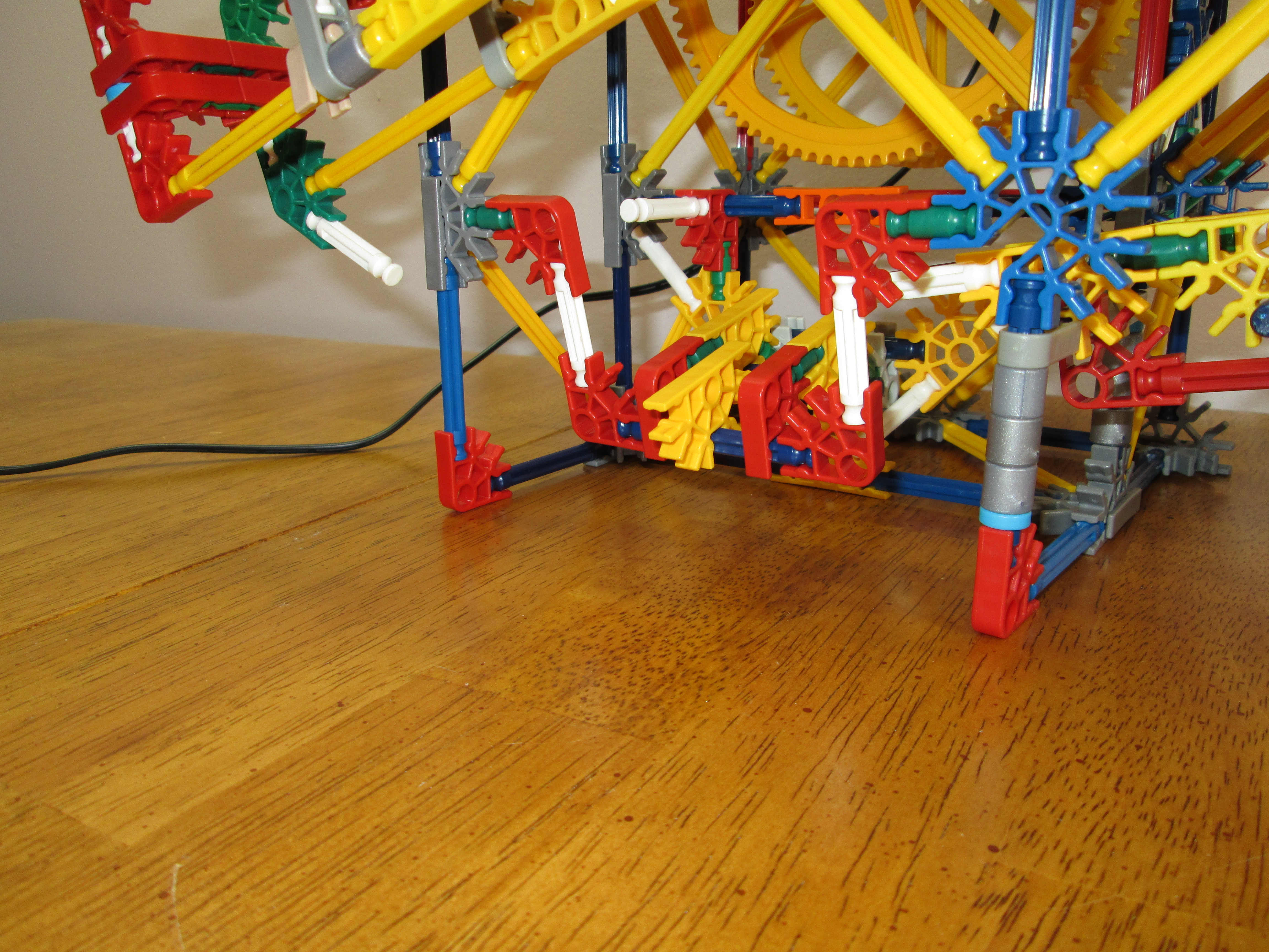 Knex Ball Machine Lift: Endless Arm Lift