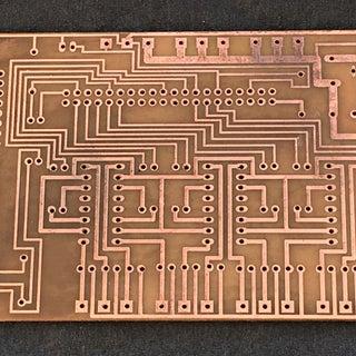 DIY Customized Circuit Board (PCB Making)