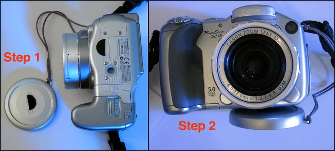 Take Control of Your Lens Cap!