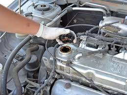 Familiarize Yourself With the Location of Relevant Parts of Your Car.