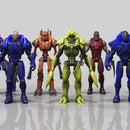 action figures