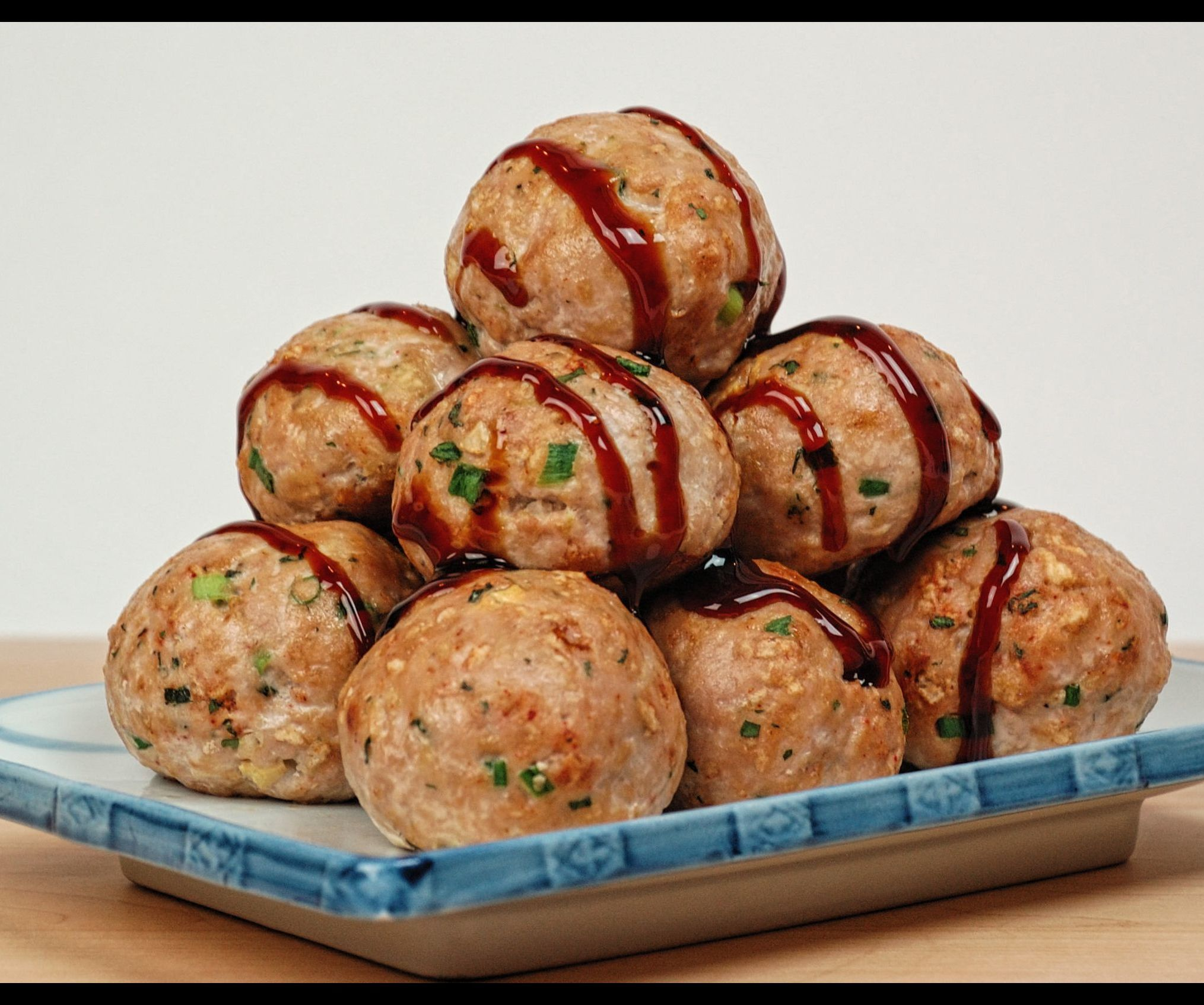 Ginger Tuna Balls