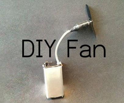 portable powerful fan