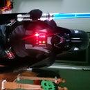 Kids Light-up Darth Vader Halloween Costume