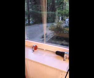 "Remote Controlled Window Lifter by Steve M. Potter ""WindowMoto"""